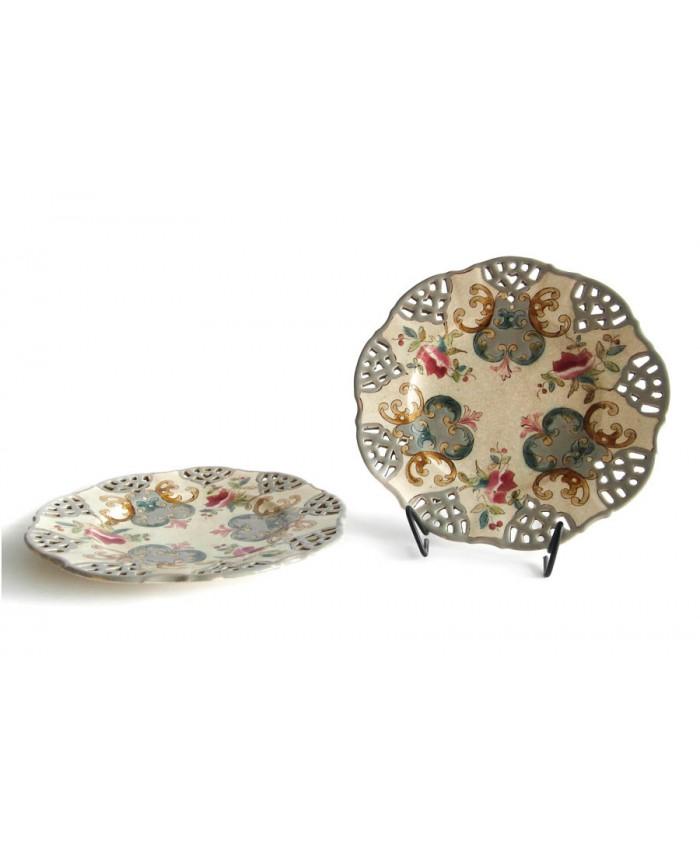 Dekorační talíře Rudolf Ditmar