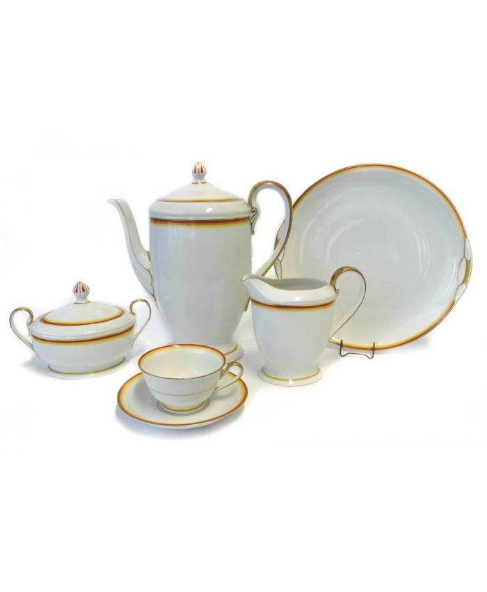 Čajový a kávový servis Freiberg