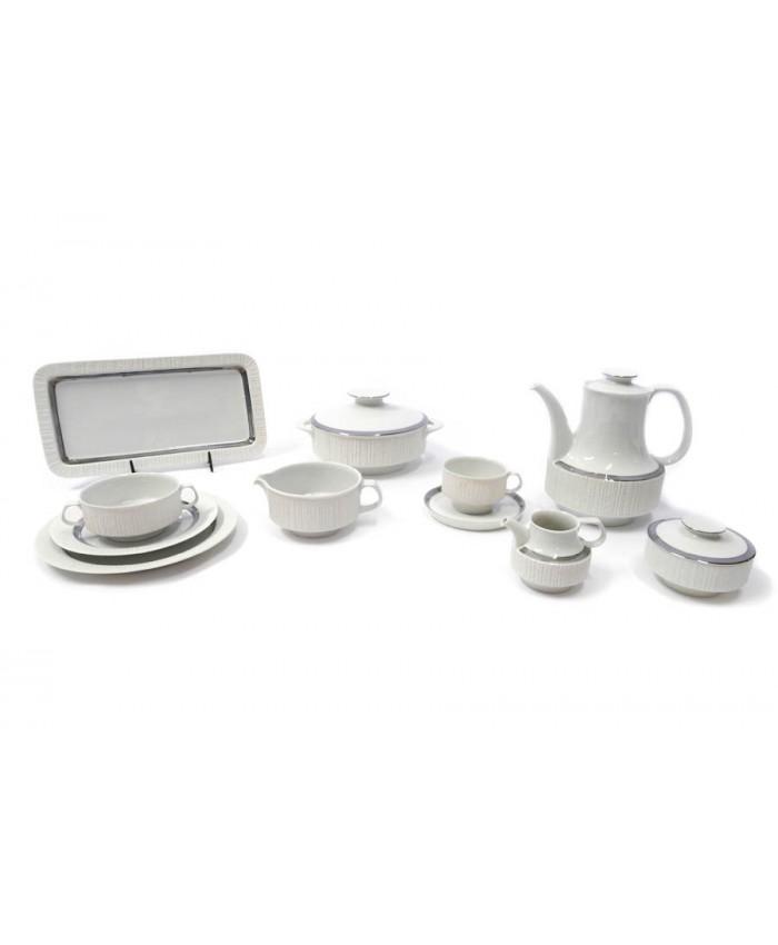 Jídelní a čajový servis Thomas. 4 osoby