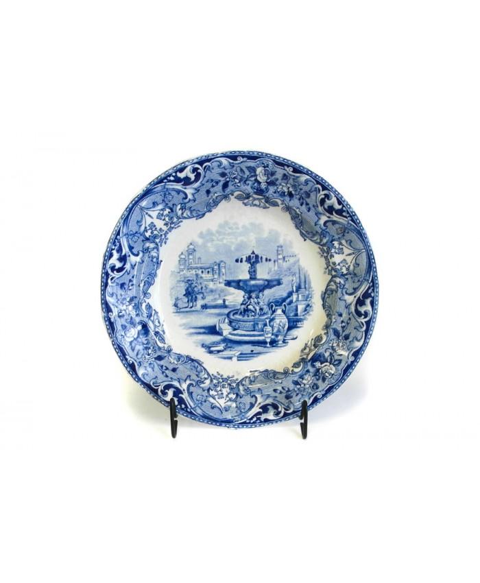 Dekorační talíř Societé Ceramique