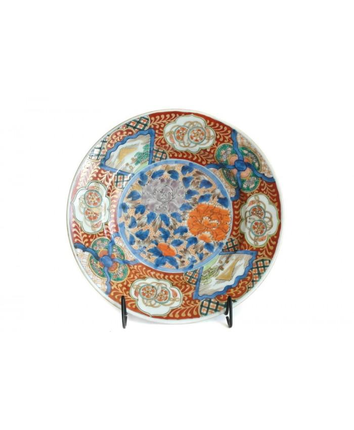 Dekorační talíř Imari