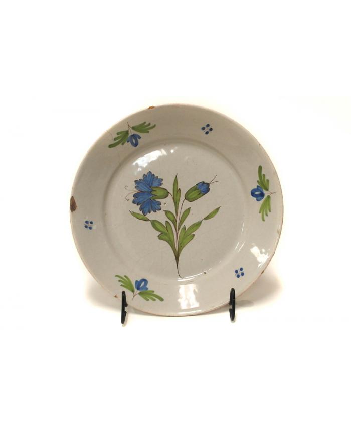 Dekorační talíř, 18.st.