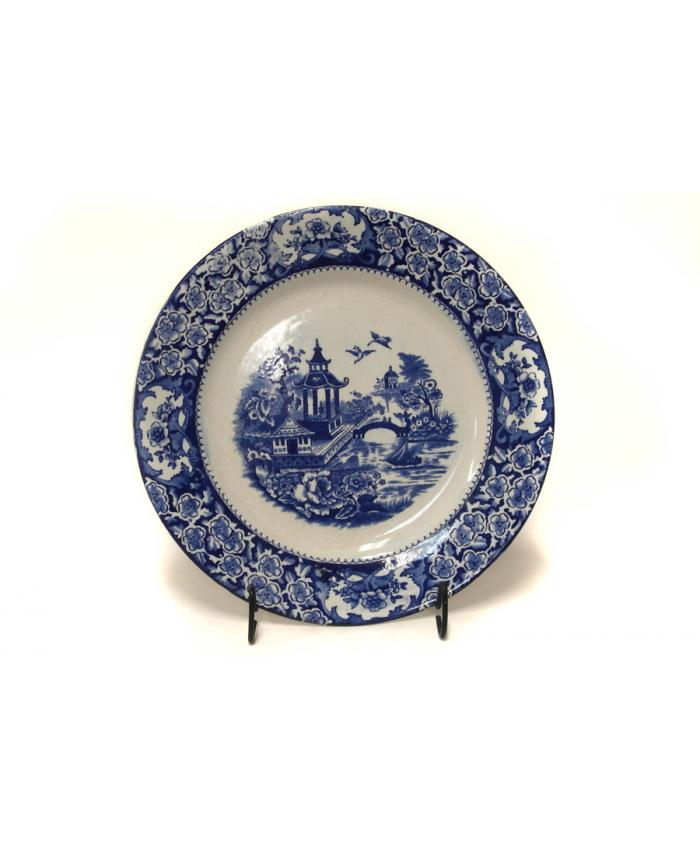 Dekorační talíř s chinoserií