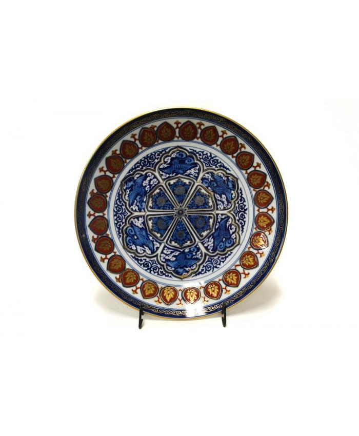 Dekorační talíř Gold Imari