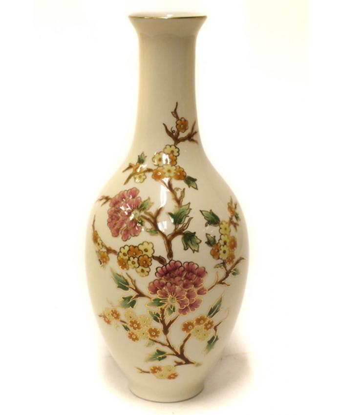 Malovaná váza Zsolnay