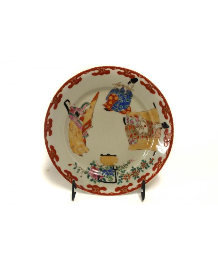 Dekorační talíř Hichozan - Arita
