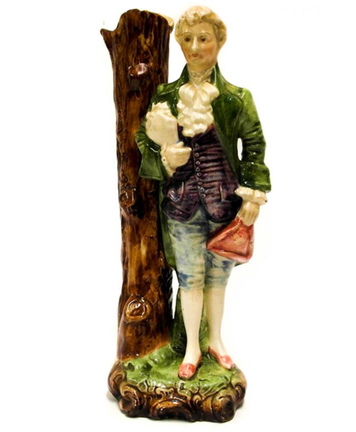 Figurální váza, Brüder Urbach