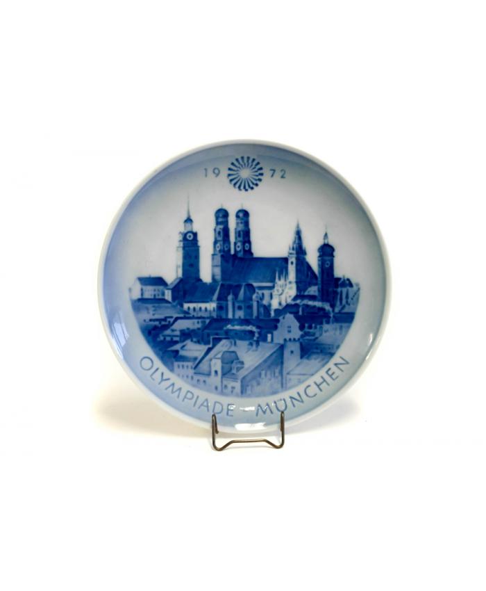 Výroční talíř, Kodaň