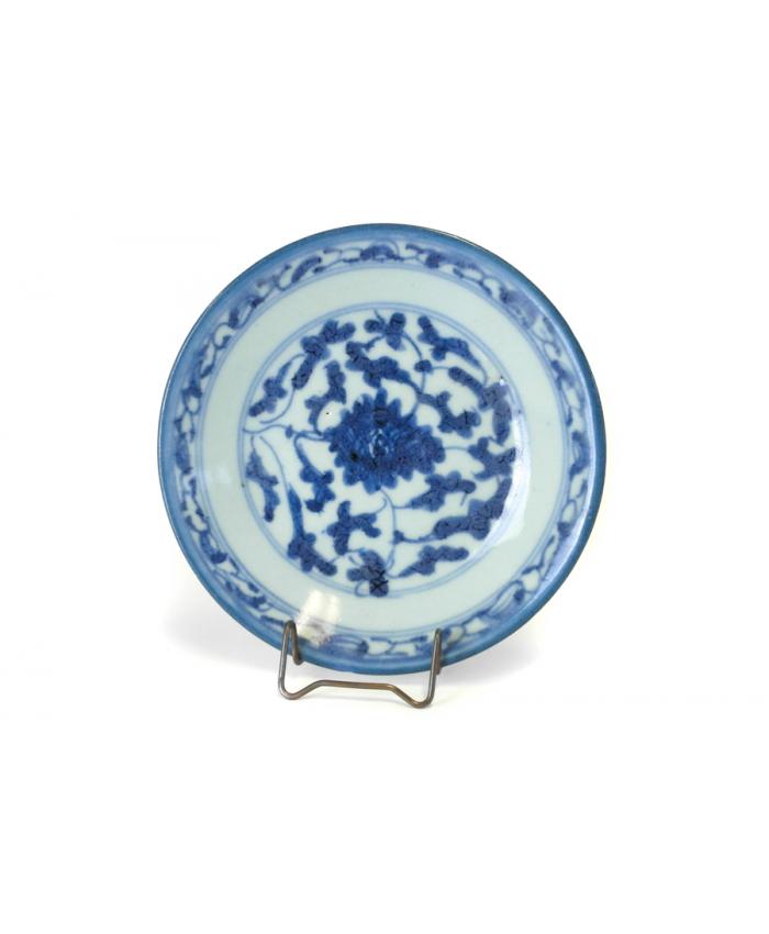 Čínský talířek, 19. st.