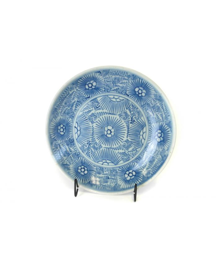 Čínský talíř, 19. st.