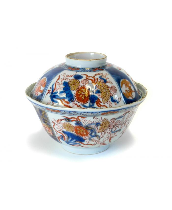 Gaiwan Imari, Čína 18. st.