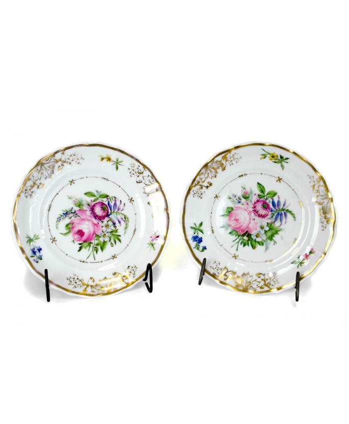 Dekorační talíře Loket