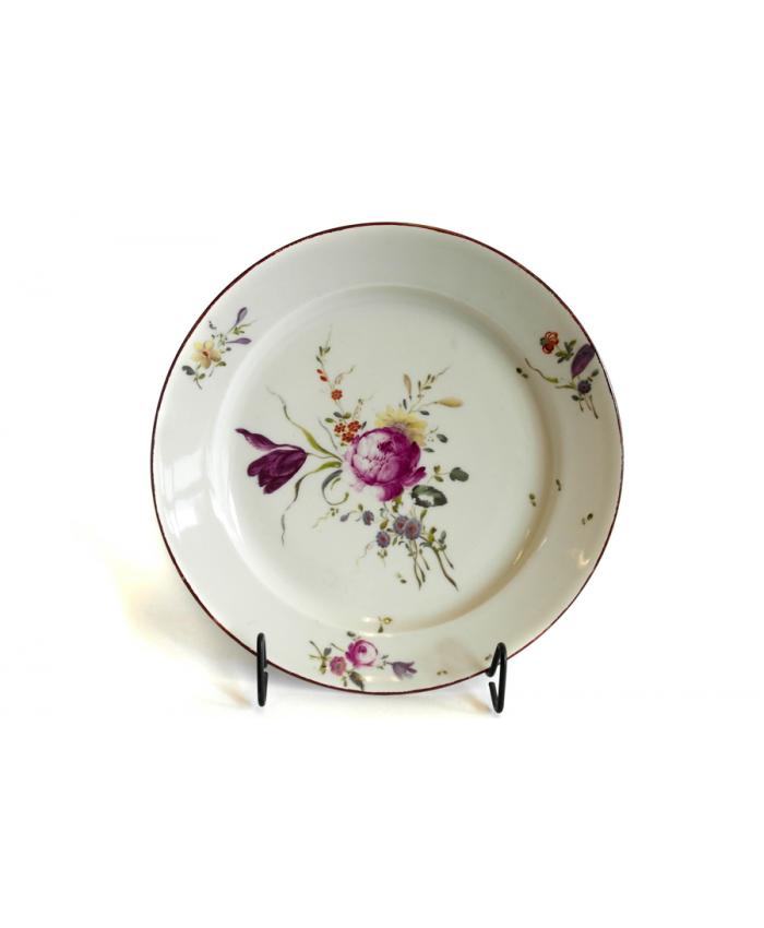 Dekorační talíř Frankenthal