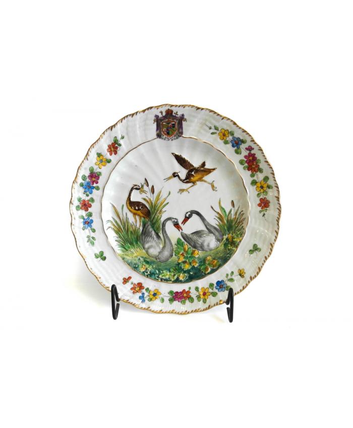 Dekorační talíř Rudolstadt
