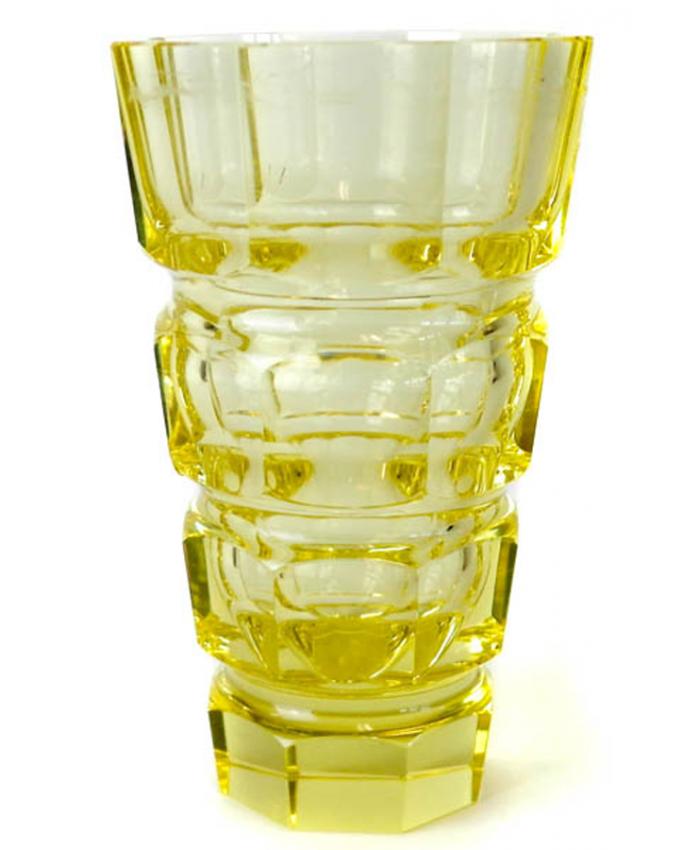 Křišťálová váza