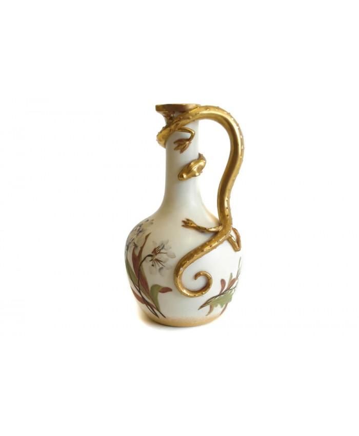 Secesní váza Worchester