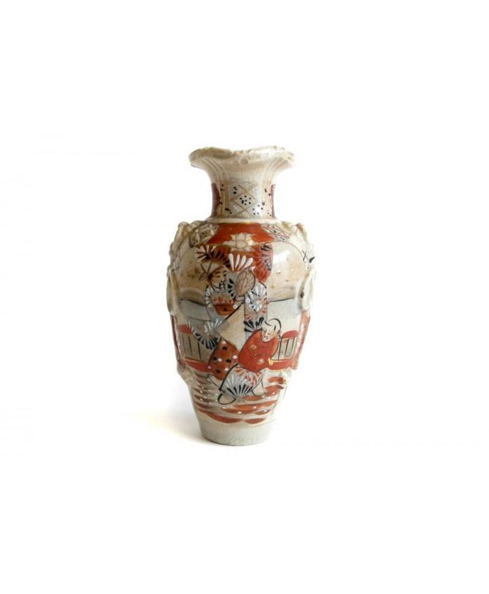 Váza Japonsko, satsuma