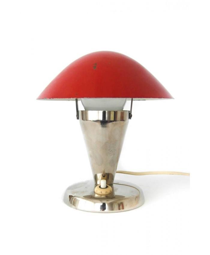 """Stolní lampa Kovona """"hříbeček"""""""